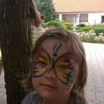 arcfestés pillango